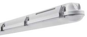Ledvance LED TL Waterdicht Armatuur Waterdicht Classic IP65 150cm 55W 4000K 6400lm (2x58W)