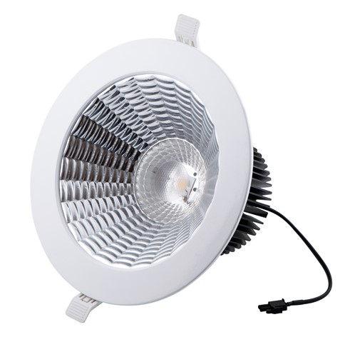 Interlight LED Downlight Camita 32W 60° 4000K wit - dimbaar