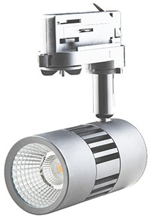 Interlight LED Railspot ColourPunch 12.5W 36° 3000K CRI>90 zilver