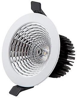 Interlight LED Downlight Camita 13W 60° 3000K wit - dimbaar
