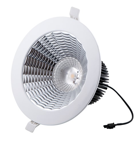 Interlight LED Downlight Camita 32W 60° 3000K wit - dimbaar