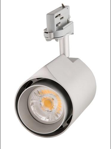 Interlight LED 3-Fase Railspot Camita ColourDrop 38W 3000K CRI>90 36D 3510lm Grijs