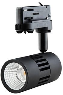 Interlight LED Railspot ColourPunch 12.5W 36° 3000K CRI>90 zwart