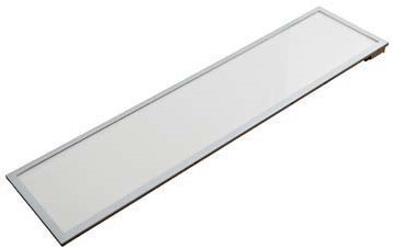 Interlight LED Paneel 30x120cm IP65 36W CRI>90 4.000K UGR<22