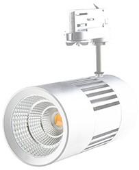 Interlight LED 3-Fase Railspot ColourPunch 30W 3000K CRI>90 36D 2647lm Wit