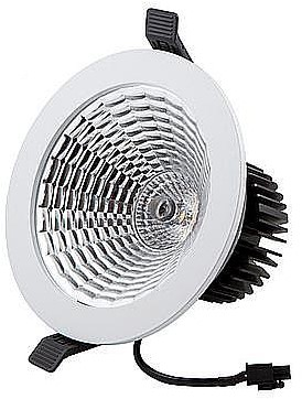 Interlight LED Downlight Camita 16W 60° 3000K wit - dimbaar