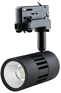 Interlight LED Railspot ColourPunch 7.5W 36° 3000K CRI>90 zwart