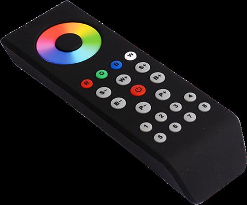 RGB RF afstandsbediening 8 kanalen excl. batterij