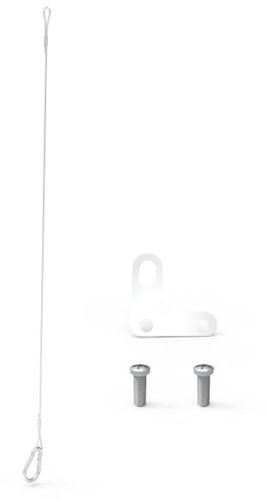 Pragmalux LED Paneel Veiligheidskabel G2 1 meter