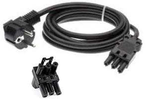 Wieland GST-kabels en splitters