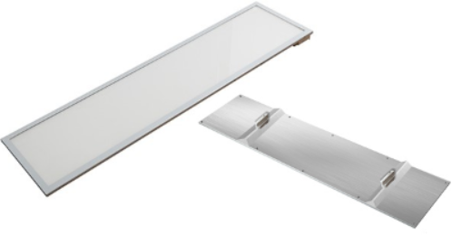 Interlight LED Track Paneel 40W 30x120cm 4000K CRI>90 UGR<23