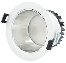 Interlight LED Downlight Creator Pro X 15W 3000K-5700K 3-CCT 1300lm Ø150 Buitenmaat - Gatmaat Ø123 - 1-10V Dimbaar (2x18W)