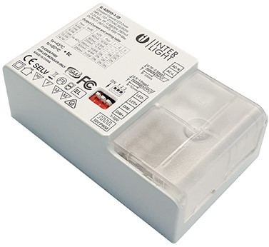 Interlight LED Driver 15W Dip Switch 160 tot 350mA - 1-10V Dimbaar