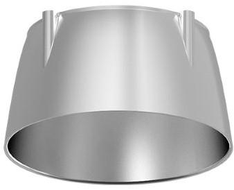 Interlight LED Downlight Creator Pro X Ø273 Reflector Mat Zilver