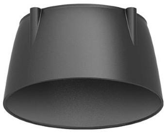 Interlight LED Downlight Creator Pro X Ø124 Reflector Zwart