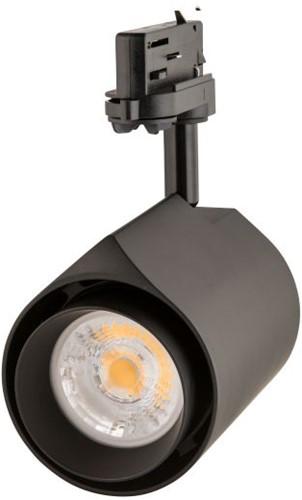 Interlight LED 3-Fase Railspot Camita ColourDrop 38W 4000K CRI>90 36D 3650lm Zwart