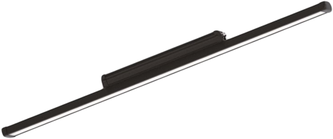 Interlight LED TL Waterdicht Armatuur Xion IP69K IK10 120cm 40W 4000K 4400lm Alu + Glas - 0-10V Dimbaar (2x36W)