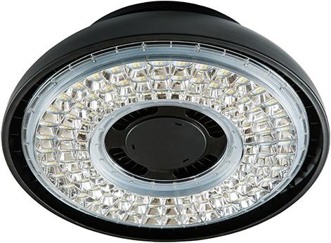 Interlight LED Highbay Vision 155W 5000K 20000lm 60D Zwart UGR<14 (400W)