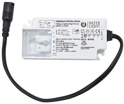 LED Camita Driver dimbaar 230V/180mA IP20
