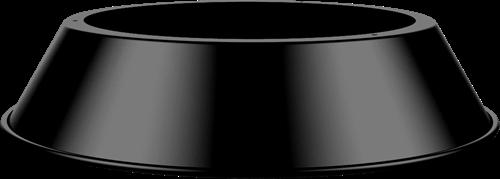 Pragmalux LED Highbay Storm aluminium Kap