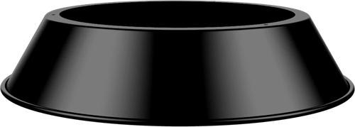 Pragmalux LED Highbay Storm G2 Aluminium Kap