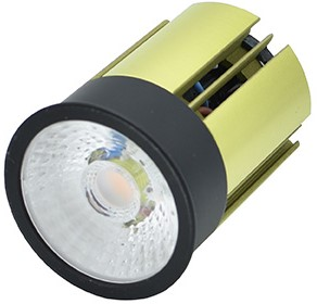 Titan LED Module 13W 1115lm 36° dimbaar 3000K CRI 98 Incl. LED Driver