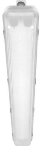 Ledvance LED TL Waterdicht Armatuur Dampproof Housing IP65 60cm 2x Lamp (2x18W)