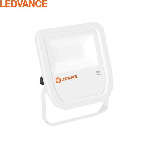 Ledvance LED Breedstraler IP65 10W 3000K 1050lm Wit - Symmetrisch (80W)
