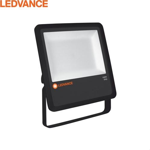 Ledvance LED Breedstraler IP65 180W 6500K 20000lm Zwart - Symmetrisch (1500W)