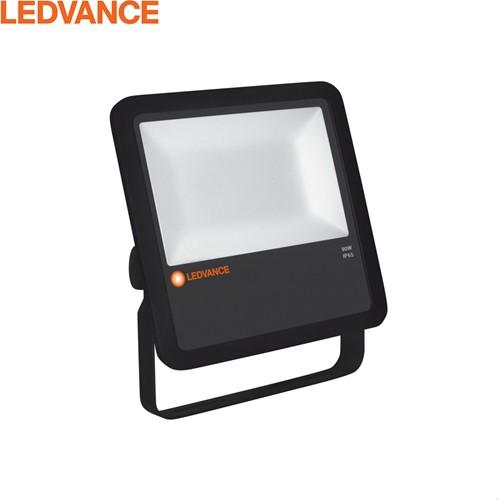 Ledvance LED Breedstraler IP65 90W 4000K 10000lm Zwart - Symmetrisch (750W)