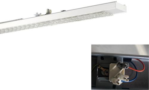 Pragmalux RetroLine LED Module Voor Norton NLS-T5 60-32W dipswitch 5000K 90D 9000-4500lm