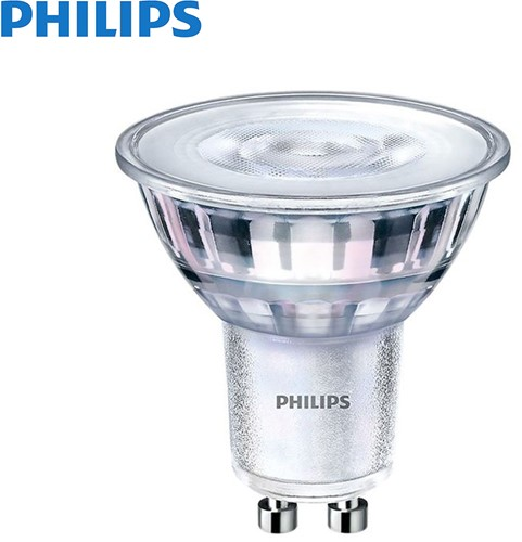 Philips CorePro LEDspot MV GU10 4W 840 36D - Neutraalwit - dimbaar - Vervangt 35W