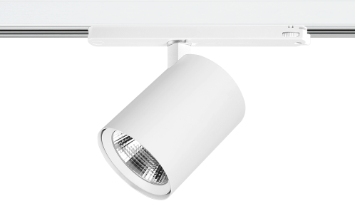 Pragmalux LED 3-Fase Railspot Alto 24W 3000K CRI>90 36D 3976lm Wit