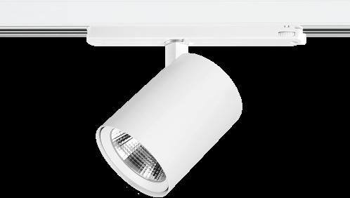 Pragmalux LED 3-Fase Railspot Alto 36W 4000K CRI>90 PW 36D 5241lm Wit
