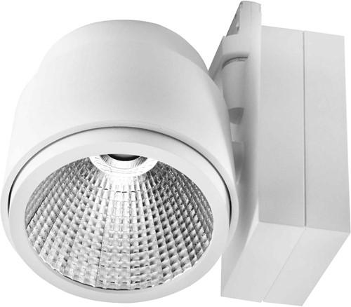 Pragmalux LED 3-Fase Railspot Mozaic 39W 4000K 60° wit