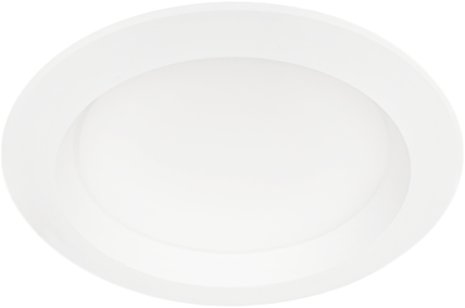 Pragmalux LED Downlight Essence 25W 3000K 2230lm Ø244 Buitenmaat - Gatmaat Ø195-210 (2x26W)