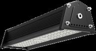 Pragmalux LED Highbay Rex 100W 4000K 12500lm 50x90D Zwart - 1-10V Dimbaar (250W)