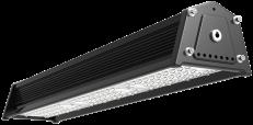 Pragmalux LED Highbay Rex 150W 4000K 18750lm 50x90D Zwart - 1-10V Dimbaar (250W)