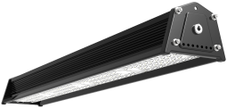 Pragmalux LED Highbay Rex 200W 4000K 25000lm 50x90D Zwart - 1-10V Dimbaar (400W)