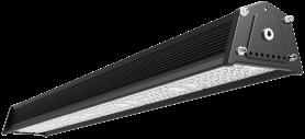 Pragmalux LED Highbay Rex 240W 4000K 30000lm 50x90D Zwart - 1-10V Dimbaar (400W)