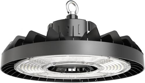 Pragmalux LED Highbay Ultra 100W 4000K 18000lm 90D Zwart - 1-10V Dimbaar (250W)