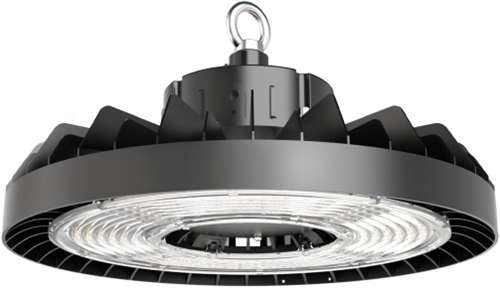 Pragmalux LED Highbay Ultra 150W 4000K 27000lm 90D Zwart - 1-10V Dimbaar (400W)