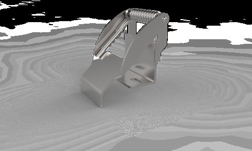 Pragmalux LED Paneel Bevestigingsclips 60cm/62cm/120cm (4 stuks)