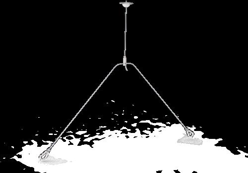 Pragmalux LED Paneel Pendelset