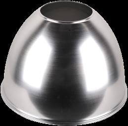 Pragmalux LED Pendelarmatuur Copa Aluminium Kap 38D Ø418mm