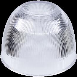 Pragmalux LED Pendelarmatuur Copa PC Kap Helder 80D Ø406mm