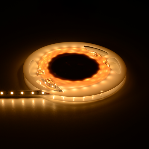 Pragmalux LED Strip 24V 5m 60LED/m 7,2W/m 581 lm/m 3000K CRI>80 +3M Tape