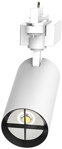 Pragmalux LED 3-Fase Railspot Allure Cross Louver accessoire