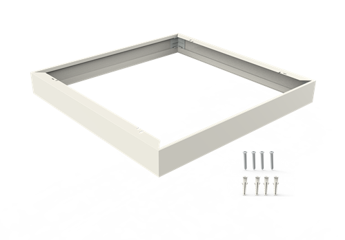 Pragmalux LED Paneel Opbouwset G2 60x60cm