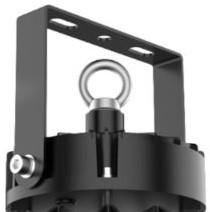 Pragmalux LED Highbay Storm Verstelbare Montagebeugel